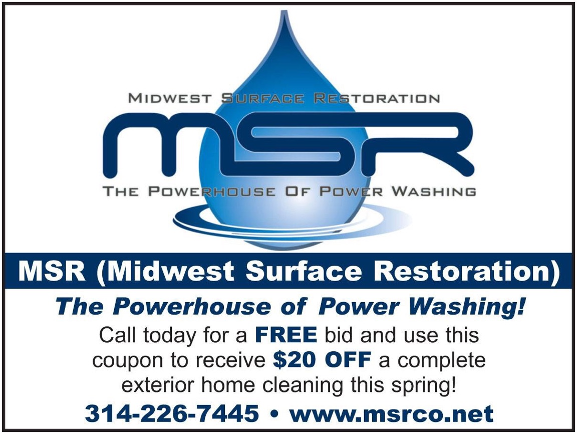 midwest surface restoration logo